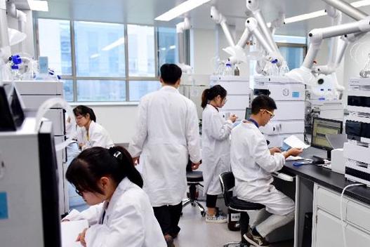 企业国家重点实验室评估结果