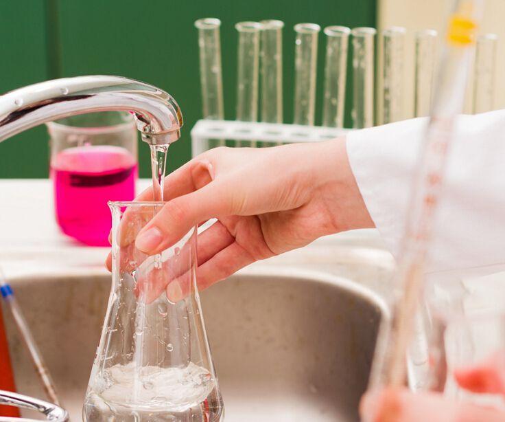 实验室器皿的洗涤方法