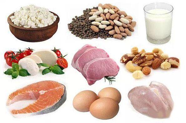食品蛋白质的测定方法