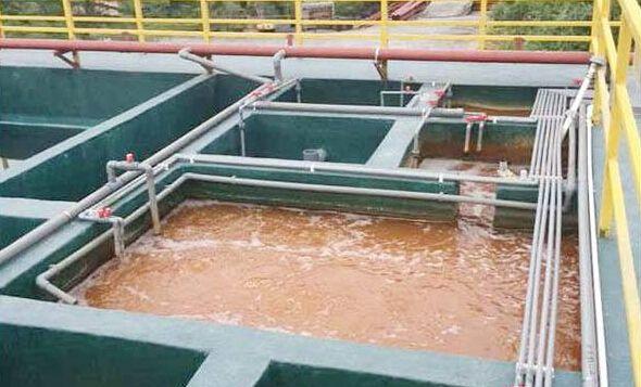 电镀废水的处理方法和工艺