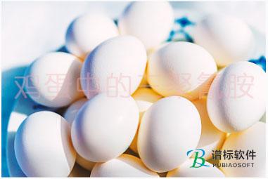 实验室高效液相色谱测定鸡蛋中的三聚氰胺