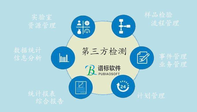拥有LIMS实验室信息化管理系统的检测机构将增大中标几率