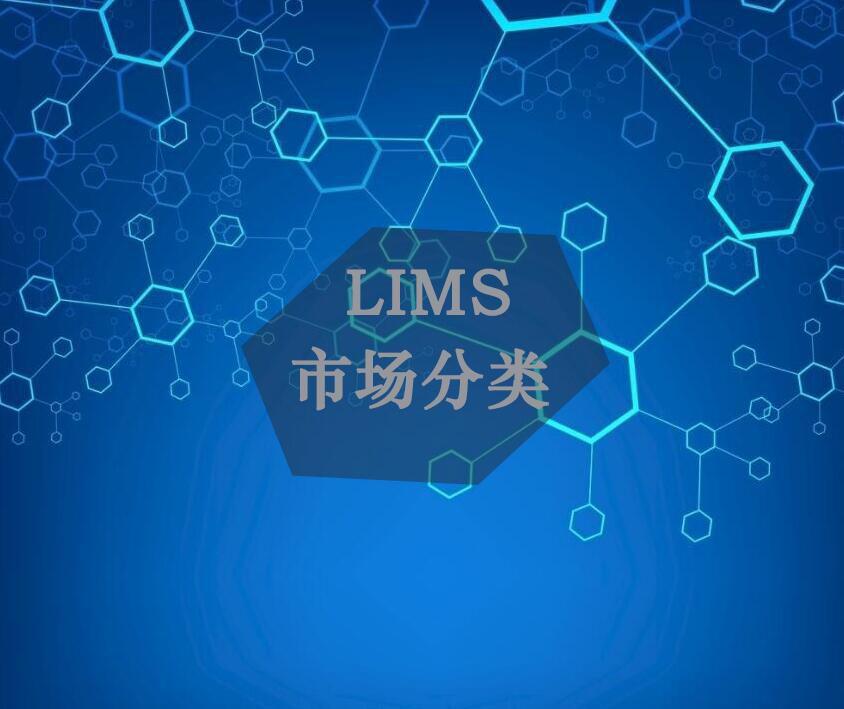 当前LIMS系统市场对LIMS系统的划分