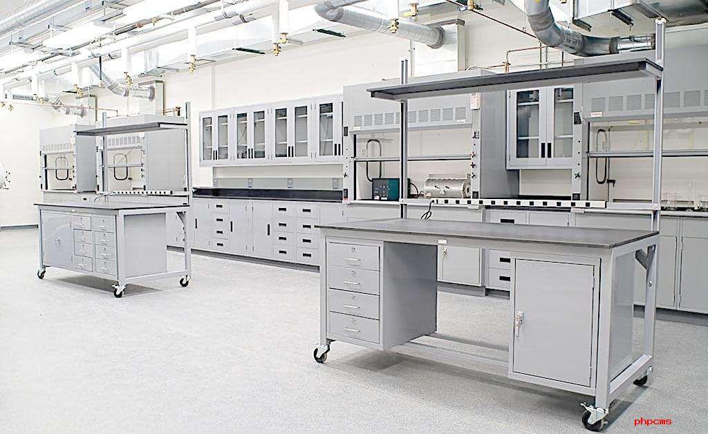 谱标现代化实验室管理系统